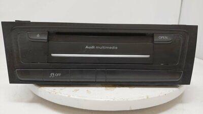 2010-2017 Audi A6 Am Fm Cd Player Radio Receiver  R08s42b23