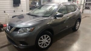2016 Nissan Rogue S +AWD+ CRUISE CONTROL + CAM. RECUL + A/C S +