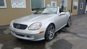 2001 Mercedes-Benz SLK 320-3.2L-WINTER SPECIAL-GOES UP IN SPRING