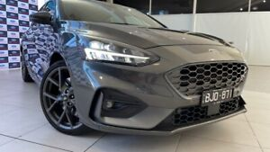 2020 Ford Focus SA 2020.25MY ST Magnetic 6 Speed Manual Hatchback