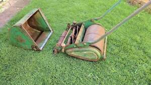 Vintage Webb Push Lawn Mower Oakden Port Adelaide Area Preview
