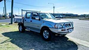 2011 Nissan D22 Navara T/Diesel Dual Cab 4x4 - ST-R Garbutt Townsville City Preview
