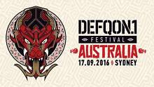 Official DEFQON.1 2016 tickets Sydney Australia [ Q-Dance] Sydney City Inner Sydney Preview