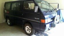 1988 Mitsubishi Delica Van/Minivan Bilambil Heights Tweed Heads Area Preview