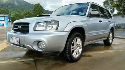 Subaru Forester XT LUXURY (turbo) 2005 Stratford Cairns City Preview