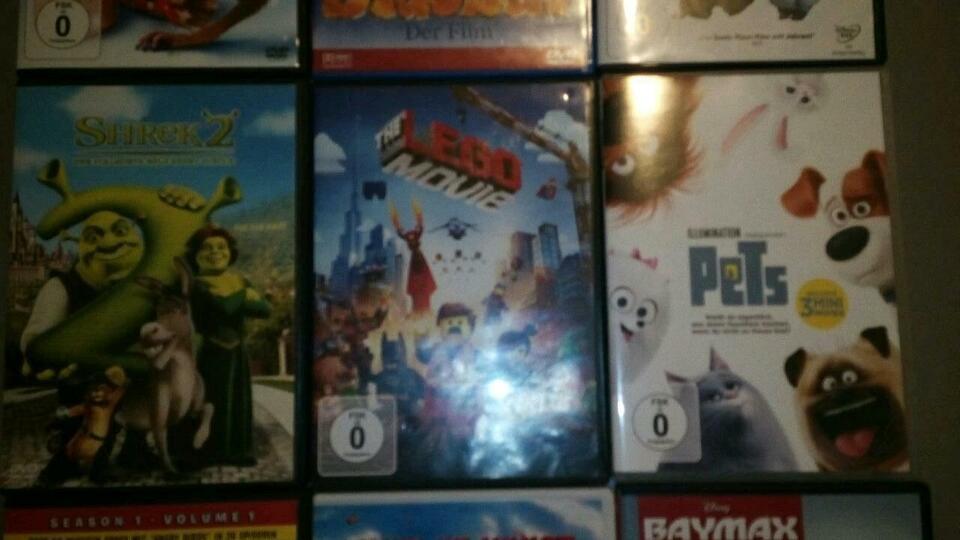 Kinder DVD's in Saarbrücken - Scheidt