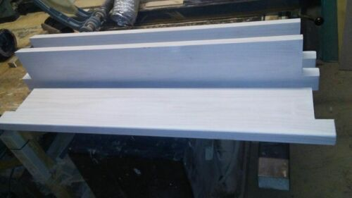 """1-- 36"""" custom exterior wood window sill remodel replacement handmade old house"""