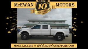 2014 Ford F-350 Lariat Lifted Diesel