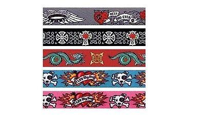 Yellow Dog Collar Tattoo Designs Celtic Cross Dragons or Leash Lead XS S M L  (Tattoo Hund Hund Kostüme)