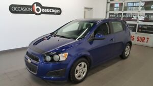 2014 Chevrolet Sonic LS, bluetooth, air c