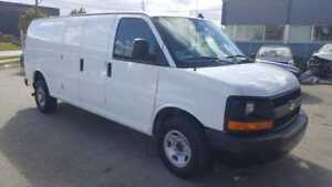 2017 Chevrolet Express 2500 Leather