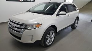 2013 Ford Edge LIMITED AWD, toit panoramique, cuir, nav.