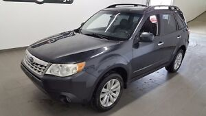 2011 Subaru Forester X Limited, cuir. toit ouvrant, navigation