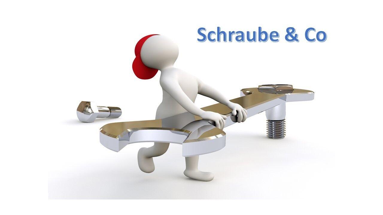 Schraube-co