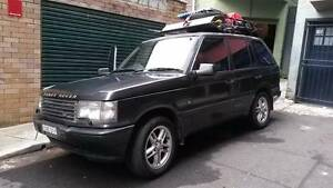 Fully equipped 1995 Range Rover P38a 12 months rego Sydney City Inner Sydney Preview