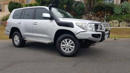 2011 Toyota Landcruiser 200 Series Turbo Diesel - MANY EXTRAS Robina Gold Coast South Preview