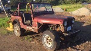1977 CJ7 & 1981 jeep CJ5