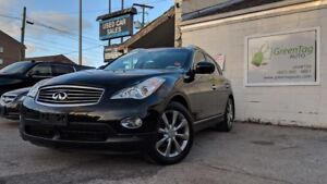 2009 Infiniti EX35 NO ACCIDENT|SUNROOF|NAV|BCKP CAM|BLUETOOTH|AL