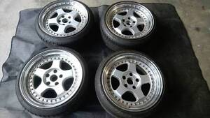 Genuine OZ Racing Pegasus wheels 17x9 +24 5x112 + tyres Craigieburn Hume Area Preview