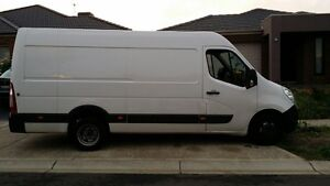 Renault Master 2 Tonne Van 2015 Automatic with Reversing Buzzer Wyndham Vale Wyndham Area Preview