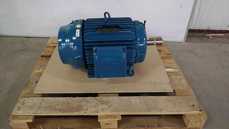 Weg 02518ST3QIE284T-W22 25 HP 1765 RPM 460VAC 3-Phase IEEE 841 Motor