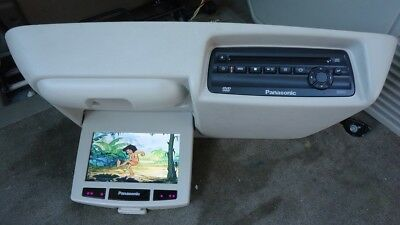 03 04 05 06 Cadillac Escalade DVD Player Overhead LCD Display Screen Monitor OEM