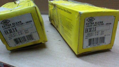 (2) ALCO / EMERSON EK303S LIQUID LINE FILTER / DRIER MODULES