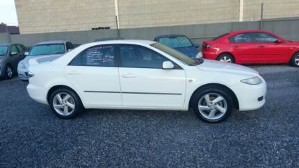 2003 MAZDA 6 CLASSIC AS TRADED ONLY $3,999 Hampstead Gardens Port Adelaide Area Preview