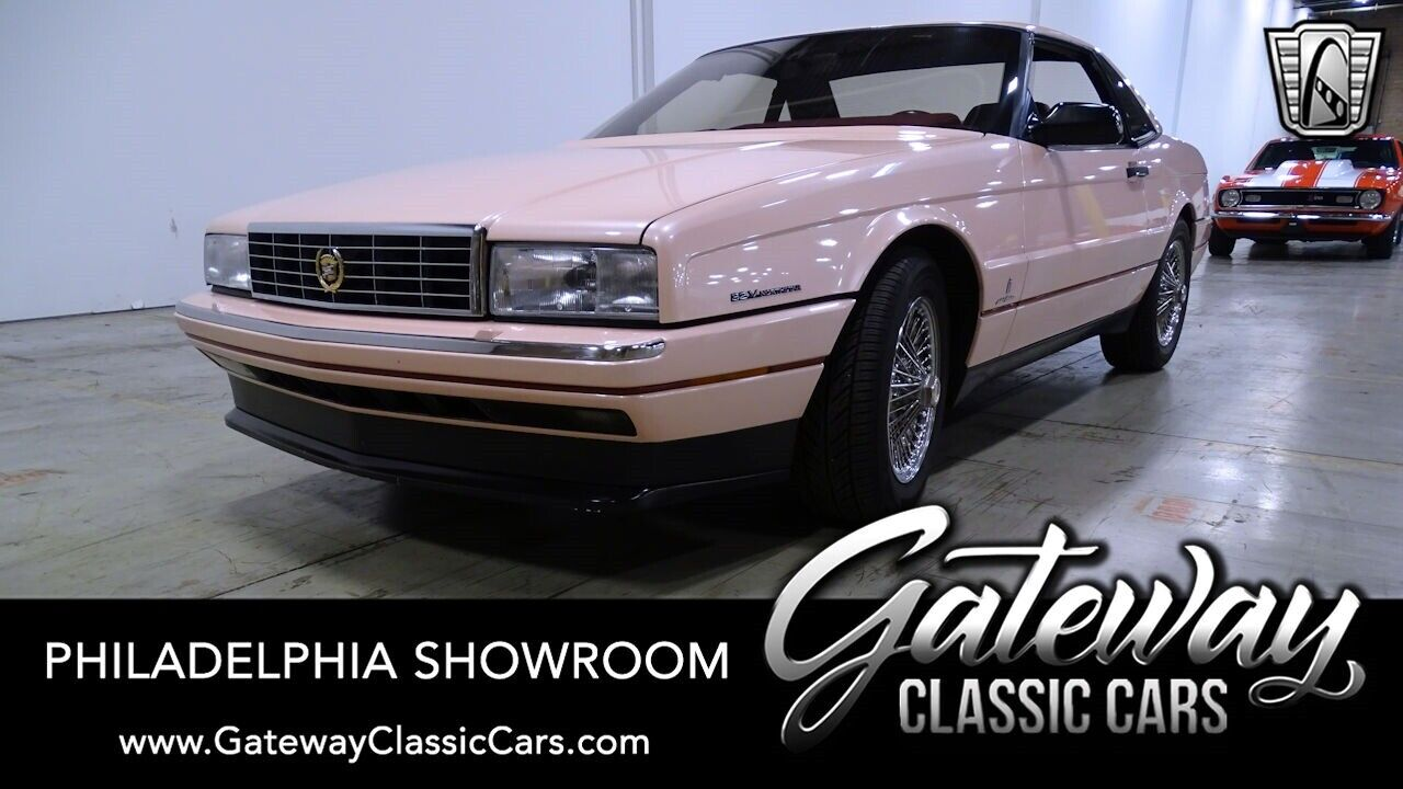 Pink 1993 Cadillac Allante  North Star Automatic Available Now!