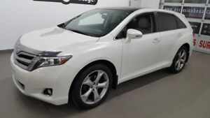 2013 Toyota Venza Limited AWD, cuir, toit panoramique, navigatio