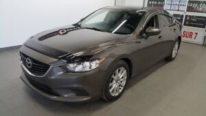 2016 Mazda Mazda6 GS-L, navigation, cuir, toit ouvrant, caméra ,