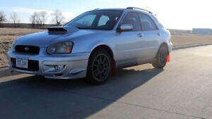 Looking for 2004-2007 Subaru Impreza WRX or other trim levels