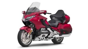 2018 Honda Motorcycle GL1800J Touring The all new Goldwing