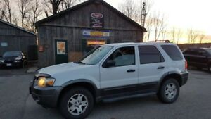 2006 Ford Escape XLT, V6, Fwd, Automatic, A/C