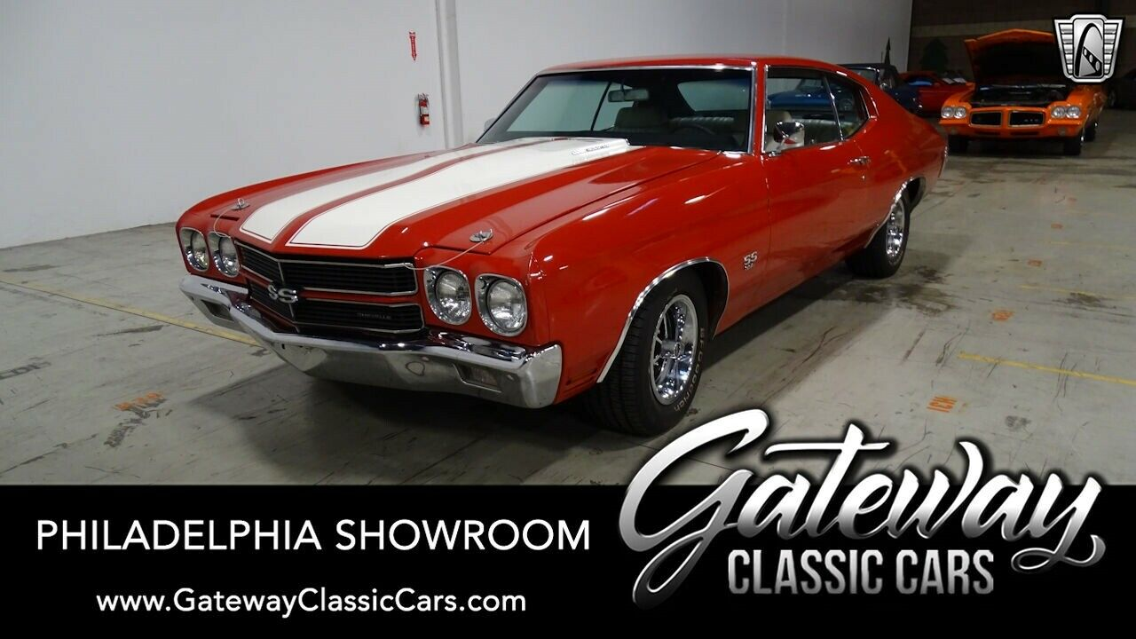 Red 1970 Chevrolet Chevelle  454 ci 700R4 Available Now!