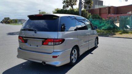 2004 Toyota Estima GSR50 with 1 Year Rego & RWC DRIVEAWAY