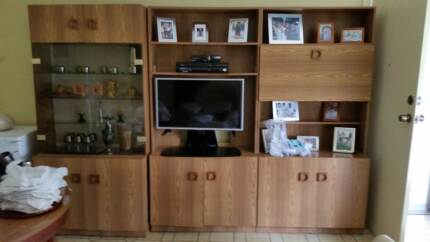 wall units | Cabinets | Gumtree Australia Wollongong Area ...