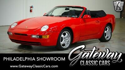 1993 Porsche 968  Red 1993 Porsche 968  3.0L I4 6 Speed Manual Available Now!