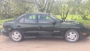 2000 Pontiac Sunfire low km