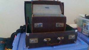 Vintage briefcases Port Macquarie Port Macquarie City Preview