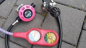 Scuba gears - good condition -Bargain Osborne Park Stirling Area Preview