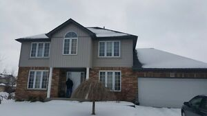 4 Bed DETACHED house for RENT