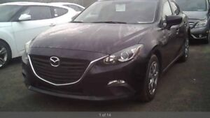 2014 Mazda MAZDA3 GX-SKY NO ACCIDENT ONE OWNER CERTIFIED