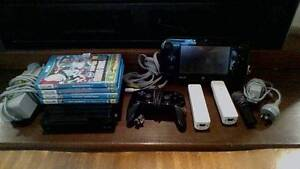 Wii U + 5 Games including Super Mario Brothers Woodville Park Charles Sturt Area Preview