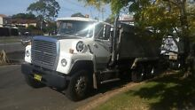 Ford Louisville Tipper Truck GM 692 Newcastle East Newcastle Area Preview