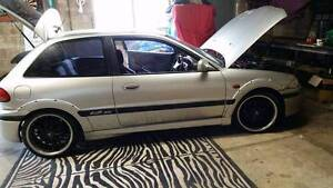 2001 Proton Satria GTi Manual Trinity Gardens Norwood Area Preview