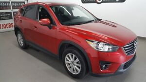 2016 Mazda CX-5 GS,  toit ouvrant, sièges chauffants, ONE OWNER,