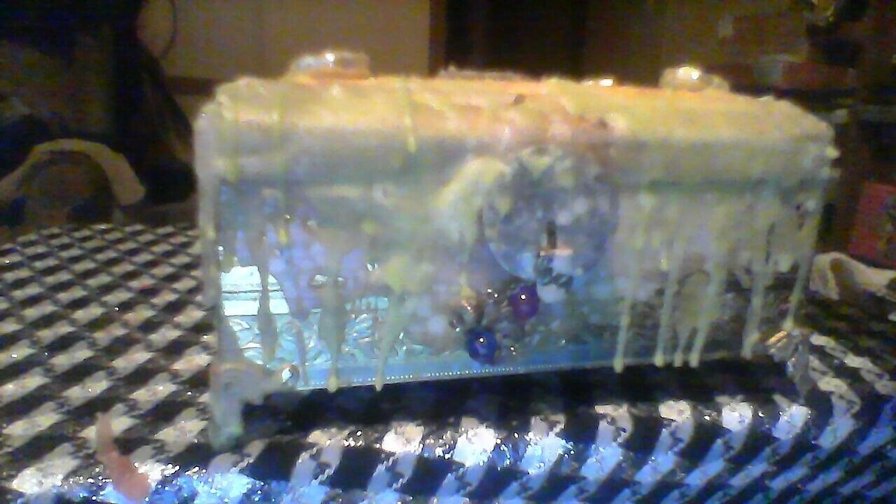 Dybbuk Box Haunted Scary Occult This Is A Beautiful Work Of Art - $60.00