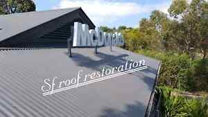 Roof restoration & Gutter installation Stanmore Marrickville Area Preview
