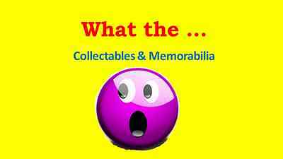 What the Collectables n Memorabilia